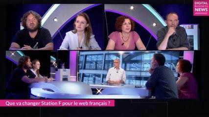 Le Grand Débat du Web N°75 (Station F, 42)