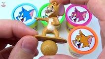 Et les couleurs couleurs pour enfants Apprendre apprentissage jouer à Il à M jouets Jerry doh collection surprise