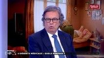 """Un monde en docs - Claude Evin sur les déserts médicaux : """"une situation qui, dans certains territoires, devient catastrophique"""""""