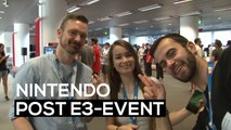 Das Nintendo-Post E3-EVENT 2017