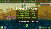 Angry Birds Boom Bad Piggies Bloody Game Walkthrough All Levels 1-24