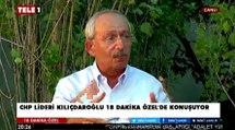 Kemal Kılıçdaroğlu Şaibeli referandum sonuçlarını tersine çevireceğiz
