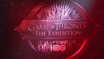 HBO Announces 'Game Of Thrones' Touring Exhibition