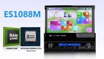 Erisin ES1088M 1Din 7 in345345erter GPS Sat Nav