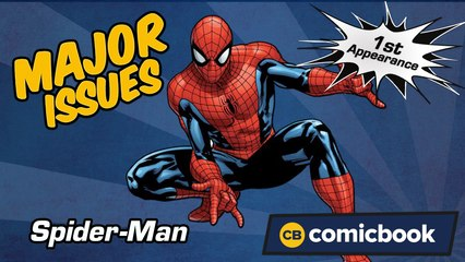 Spider-Man's First Appearance - Major Issues