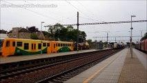 Pracovní vlak GJW Praha