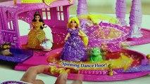 Agrafe poupées gelé planeur briller la magie Magie Princesse mariage elsa Rapunzel disney ariel Disne