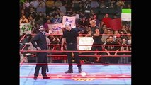 Vince Russo, David Flair, Jeff Jarrett, Kevin Nash Segment Nitro 05.22.2000