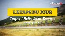 Tour de France. Etape 7 : Troyes/Nuits-Saint-Georges