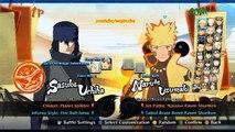 Nouveau chemins ultime Sage sasuke sasuke rinnegan six mod-ninja Naruto moveset shippuded