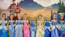 World Premiere Cinderella Doll from Hasbro - Never Before Seen. DisneyToysFan , animated cartoons  2017 & 2018