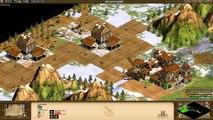 Age of Empires II: The Conquerors Campaign 1.6 Attila the Hun: The Fall of Rome