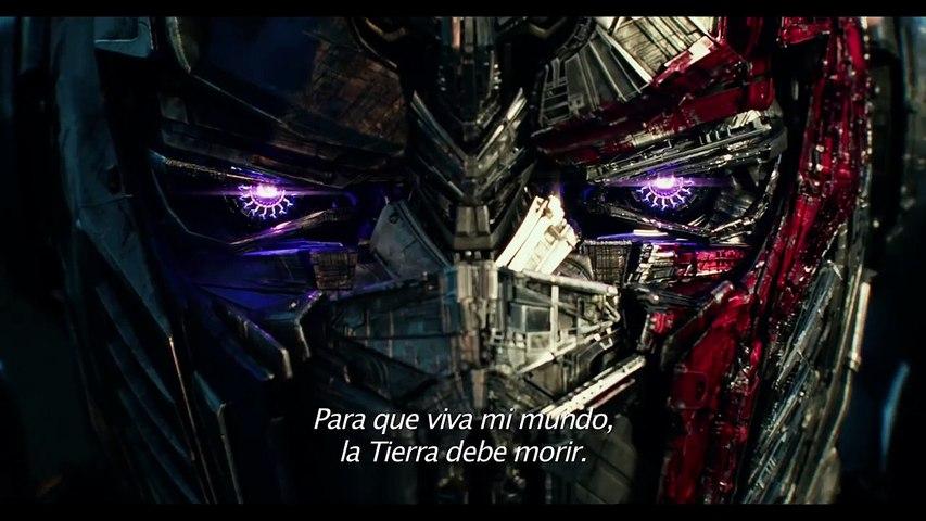 Transformers:  El Último Caballero  - Tráiler final  (subtitulado)