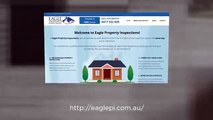Eagle Property Inspections offering detailed written Pre-Purchase & Pest Inspection reports