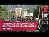 28 muertos tras enfrentamiento en penal de Acapulco