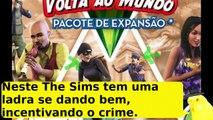Especial Mil Inscritos Mensagens Subliminares em Jogos The Sims Sim City e outros Coletanea 2