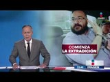 ¿Cuándo llegará Javier Duarte a México? | Noticias con Ciro Gómez Leyva