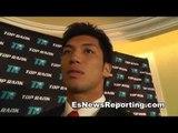 Ryota Murata: I Love Manny Pacquiao