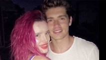 Bella Thorne Cuddles With Gregg While Scott Disick Parties In Miami On 4th July