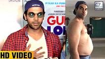 FAT Rajkummar Rao Reacts On His BODY Transformation For Bose