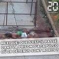 Mexique: Que s'est-il passé dans la prison d'Acapulco où 28 détenus sont morts ?