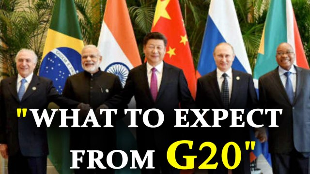 G20 summit : Agenda and issues highlighted | Oneindia News