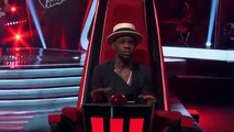 "Obichi Marshall sings ""Battlefield"" - Blind Auditions - The Voice Nigeria Season 2"