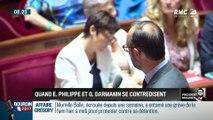 QG Bourdin 2017: Président Magnien !: Quand Edouard Philippe et Gérald Darmanin se contredisent - 07/07