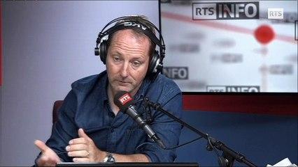 L'invité de la rédaction - Maurice Lemoine