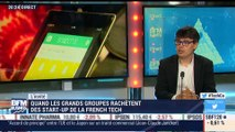 Quand les grands groupes rachètent les startups de la French Tech - 06/07