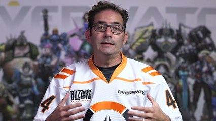 Message des devs présentation de Doomfist (VOST) de Overwatch