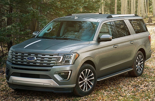 2018 FORD EXPEDITION VS Ford Tourneo Custom