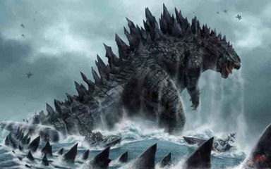Godzilla Monster Planet   2017 Monster Full Movies