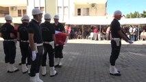 Mersin Kavgacıları Ayırırken Kalp Krizi Geçirip Şehit Olan Polis Toprağa Verildi