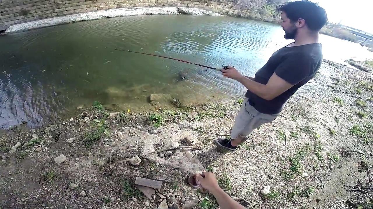 Austin Texas Bass fishing 1080p HD