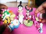 BOWSER HAS A SUPRISE FOR EVERYONE SUPER MARIO AGNES GRU DORAEMON MINNIE MOUSE ELSA SKYE  Toys Kids Video DESPICABLE ME K