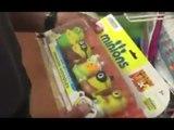Sardegna, sequestro di giocattoli contraffatti al Golfo Aranci (07.07.17)