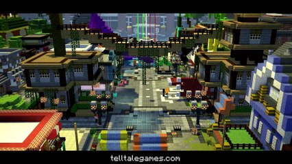 Minecraft Story Mode : Season Two : Season Two - OFFICIAL TRAILER