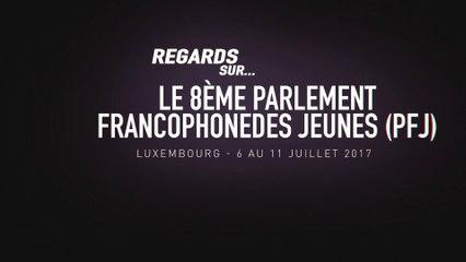 Parlement Francophone des Jeunes Jour 1