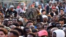 Paris: 2771 migrants évacués du camp de La Chapelle