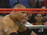 The Rock Vs Jeff Hardy (Raw 07-04-2003)