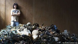 Teen Creates Profitable Way To Remove Plastic From Our Oceans