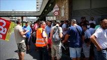 Blanquefort : mobilisation de la CGT Ford avant le comité de suivi