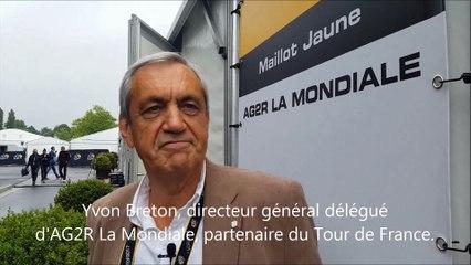 Yvon Breton, directeur général délégué AG2R La Mondiale.
