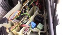 bmw e46 e-box fuse box location , engine managment fuel injector ecu relays  wiper