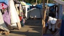 Migrants à Metz : le camp de Blida vu de l'intérieur