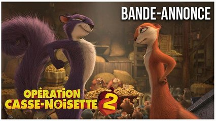 OPERATION CASSE-NOISETTE 2 - Bande-annonce