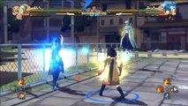 Et Japon chemins orage ultime contre Naruto Ninja 4 gameplay six Naruto Sasuke Madara obito