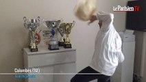 Nabil Berrhamane, champion de France de Pizza et bientôt sans papier