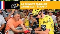 La minute maillot jaune LCL - Étape 7 - Tour de France 2017